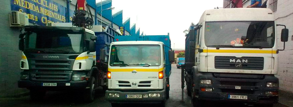 Nuestras Unidades de Transporte